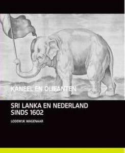 Boek 'Kaneel en olifanten' Lodewijk Wagenaar
