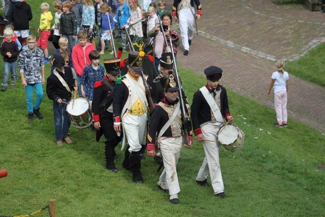 20 oktober 2019: Napoleon in Naarden