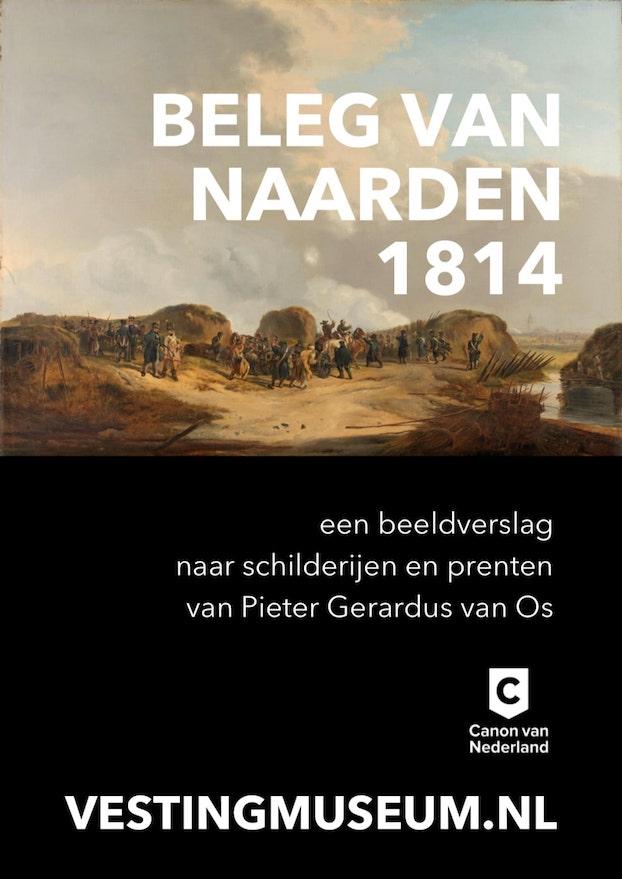 Beleg van Naarden 1814
