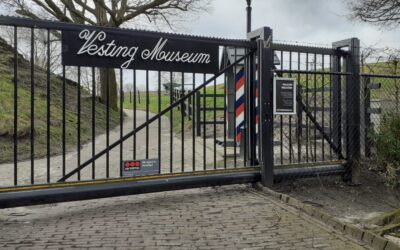 Vestingmuseum heropent op 5 juni!