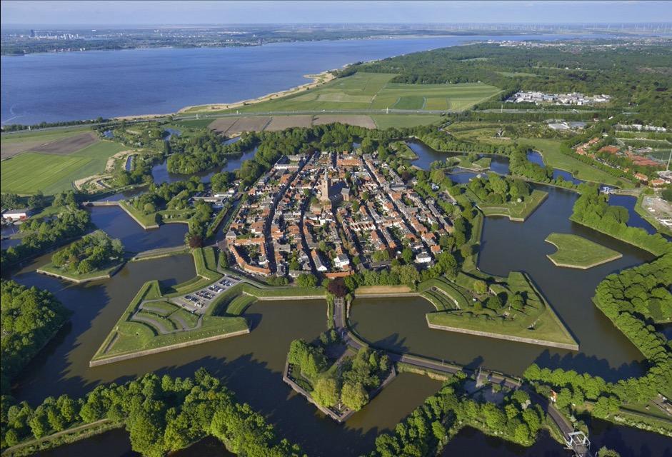 Hollandse Waterlinies Unesco Werelderfgoed
